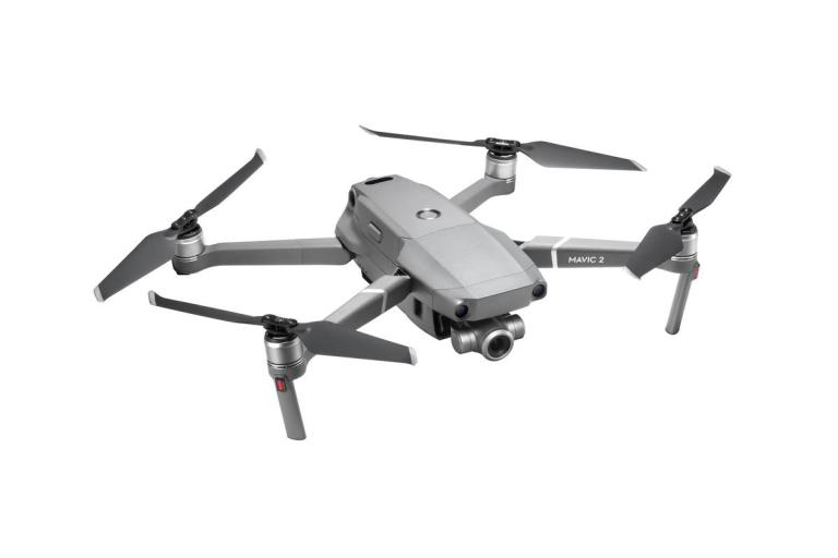 DJI Mavic 2 Zoom mit 4fach Zoom in Full HD